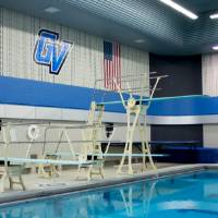GVSU Pool Diving Boards